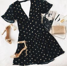 ✨ ✨ (shop link in bio) Lovely Dresses, Elegant Dresses, Beautiful Outfits, Casual Dresses, Fashion Dresses, Trendy Outfits, Summer Outfits, Cute Outfits, Summer Dresses