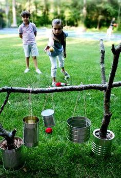20 идей для детского дня рождения на даче. Enjoy! - Pics.Ru