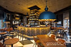 Landmark restaurant Townhall gets a second outpost in Gurugram with an eclectic atmosphere, its signature sushi dish and world cuisine on offer Sushi Dishes, Liquor Cabinet, Online Publications, Table, Furniture Ideas, Restaurants, Home Decor, Decoration Home, Room Decor