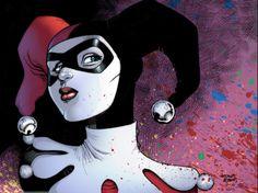 Harley Quinn - Arthur Adams, Colors: Jeremiah Skipper