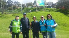 19-03-14 Intervención y recolección del parque Los Laches