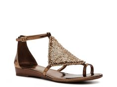 Fergie Tennessee Wedge Sandal
