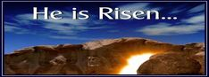Jesus Tomb Facebook Cover Easter