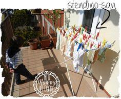 Gestione dei Pannolini Lavabili #4: il nostro HowTo - lavaggio