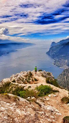 trekking riva del garda Italy Vacation, Italy Travel, Riva Del Garda, West Coast Trail, Cheap Flight Tickets, Utah Hikes, Colorado Hiking, North Cascades, Ice Climbing