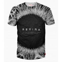 RETINA T-Shirt
