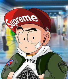 supreme krillin