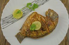 Whole Baked John Dory Shanghai-Style Recipe - Gustus Vitae John Dory, Gourmet Salt, Spice Blends, Fish Dishes, Freshwater Fish, Fun Cooking, Salts, Fine Dining, Shanghai