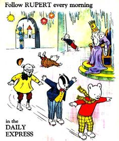 <b>A History Of Rupert Bear</b>