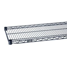 "Nexel Standard Wire Shelf Finish: Nexelon, Size: 1.75"" H x 60"" W x 24"" D"