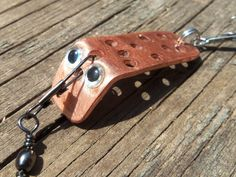 Copper Fishing Lure  Fish Lures  Pike Muskie by CandTCustomLures, $10.00