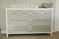 Simply Sparkly Sarah: Ikea Dresser Makeover