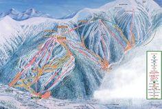 Map of Keystone Colorado Springs, Colorado Ski Resorts, Road Trip To Colorado, Ski Vacation, Vacation Memories, Vacation Destinations, Keystone Ski Resort, Keystone Colorado, Denver Colorado