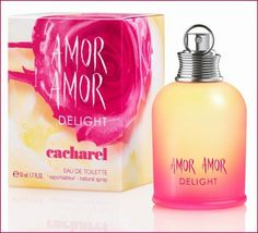 Resultado de imagen de perfumes cacharel mujer