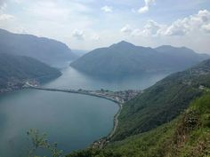 Ponte diga Canton Ticino