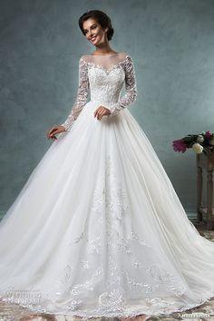 Amelia Sposa 2016 Wedding Dresses — Volume 2   Wedding Inspirasi:
