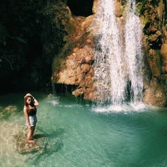 Capturing moment in a square.  Filipina, Series Movies, Photo Art, Waterfall, Christian, In This Moment, Spaces, Travel, Outdoor