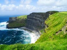 Green (Cliffs of Moher, Ireland) : The Colors of Travel : TravelChannel.com