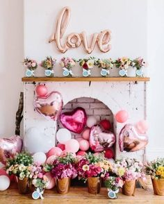 Grab the balloons and grab the flowers (make sure they're pink!) Valentines day is nearly here and it's time to spoil your nearest and dearest.
