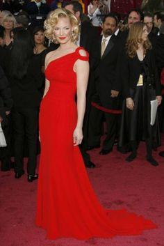 Katherine Heigl in Escada, 2008 Oscars
