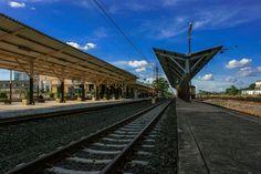 Train station; udon thani ,Thailand - null