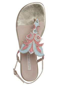 Pura Lopez - Sandals - love the colours!