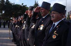 Balıkesir'de Gaziler Günü Kutlandı