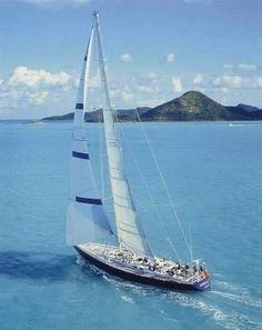 1982 Palmer Johnson David Pedrick Maxi class Sail Boat For Sale -