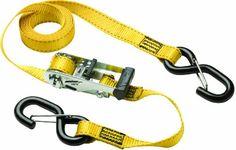 Highland 1154200 6 Orange Cambuckle Tie Down