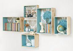 Doe-het-zelf! Kleurrijke en decoratieve kastjes in 5 stappen