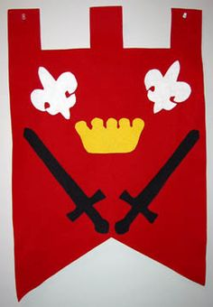 medieval pennants - Google Search