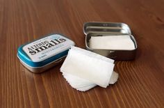 Oil Absorbent Facial Tissues Uses for Coffee Filters | DIY Beauty Products by DIY Ready at http://diyready.com/uses-for-coffee-filters-diy-projects-and-ideas