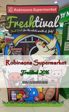 Robinsons Supermarket Freshtival 2016 | Dear Kitty Kittie Kath- Beauty Blogger with Fashion, Lifestyle, and Mommy Blog on the side