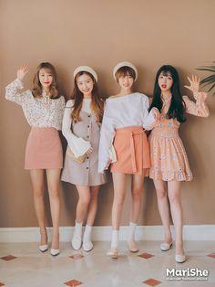 Korean Fashion – How to Dress up Korean Style – Designer Fashion Tips Korean Fashion Trends, Korean Street Fashion, Korea Fashion, Asian Fashion, Look Fashion, Spring Fashion, Girl Fashion, Fashion Outfits, Fashion Design