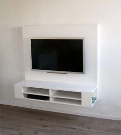 tv kast zelf maken