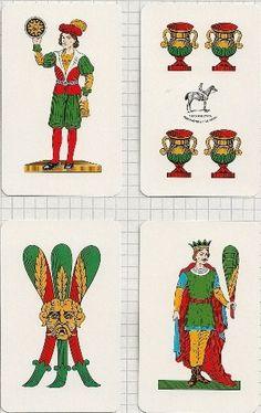 Napoletane pattern by Piatnik
