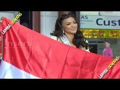 Gagal Masuk di 9 Besar Miss Universe 2016, Kezia Warouw Banjir Dukungan