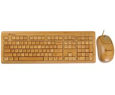 Wooden keyboard! http://unusualgiftspot.com/wooden-keyboard.html