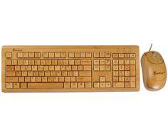 Wooden keyboard! http://unusualgiftspot.com/wooden-keyboard.html