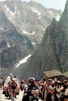 Tour de France: the 1970s