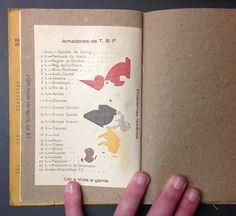 As 7 Partidas do Mundo Paulo de Cantos 1938 Soc. Grafica da Povoa