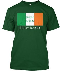 Show your Irish and Philly pride!