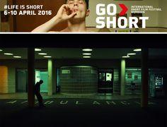 TODO TIENE SU HORA, de Oscar Santamaría y Marine Discazeaux, seleccionada en la sección 'Kill your darling' del VIII Go Short International Short Film Festival of Nijmegen. Del 6 al 10 de abril. #Digital104FilmDistribution