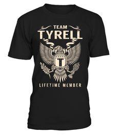 Team TYRELL Lifetime Member