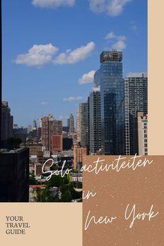 De leukste solo activiteiten in New York - Your Travel Guide Guide New York, New York Travel Guide, New York Trip, New York City, Usa Cities, Road Trip Adventure, Prospect Park, Ultimate Travel, Hostel
