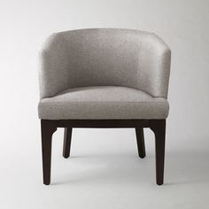 Oliver Chair - Solids | west elm  WAITING ROOM