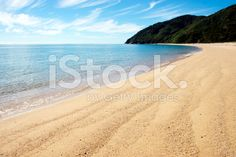 Whariwharangi Seascape, Abel Tasman National Park, New Zealand royalty-free stock photo Abel Tasman National Park, Image Now, New Zealand, National Parks, Royalty Free Stock Photos, Beach, Water, Photography, Outdoor
