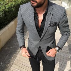 What do you think about this outfit? Double tap if you like it! Check our website for fashion tips! Link in bio! Dresshimfashion.com Tag a friend, who would like this! Source: Pinterest #fashion #swag #style #stylish #swagger #cute #jacket #hair #pants #shirt #instagood #handsome #cool #dresshim #swagg #guy #man #model #shoes #instaresizer #styles #mensfashion #mensstyle #menswear #dapper #fashionman #boy #like4like
