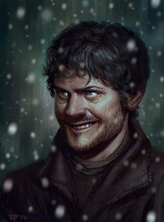 Ramsay Snow by Thorsten Denk | Fan Art | 2D | CGSociety