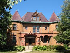 Charles Dawes House, Evanston, Illinois